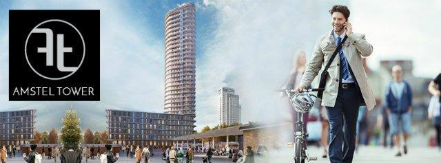 Vastgoedmarketing Amsterdam Amstel Tower