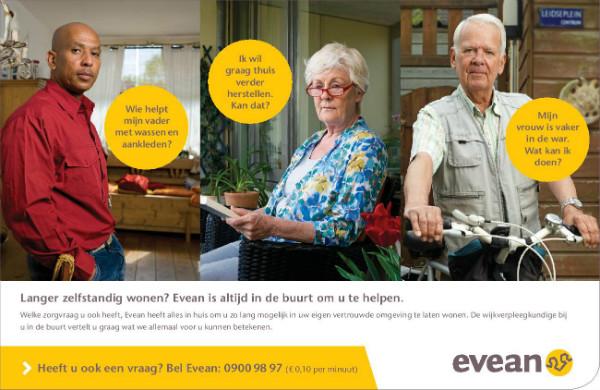Communicatie zorg - Bureau in  Amsterdam