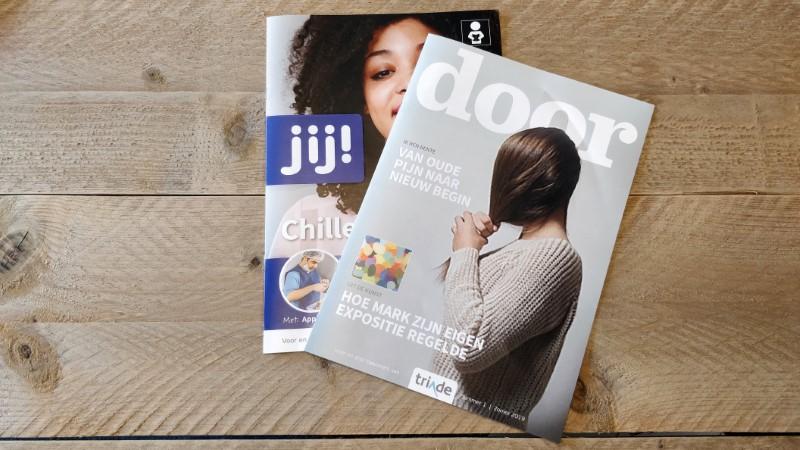 Bureau tekstschrijver Amsterdam magazine