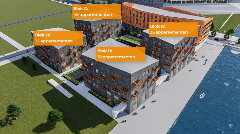 Koelnpark vastgoedmarketing projectwebsite vesteda