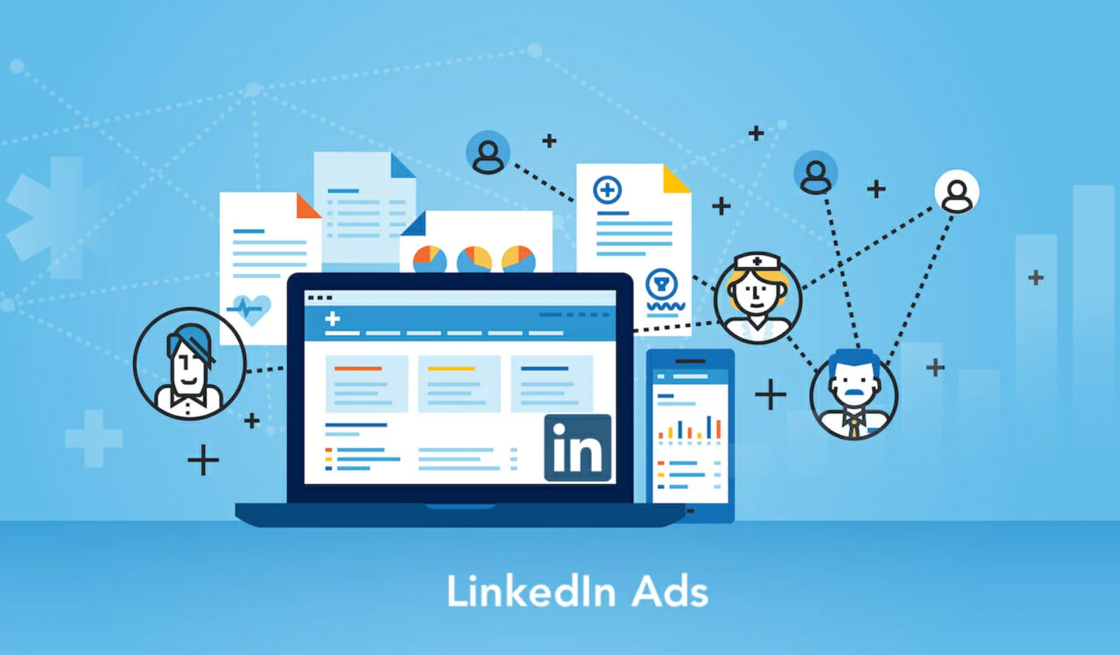LinkedIn-adverteren
