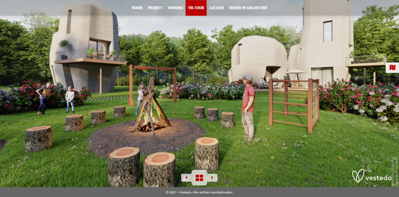 Milestone-3D-betongeprinte-woning-Eindhoven