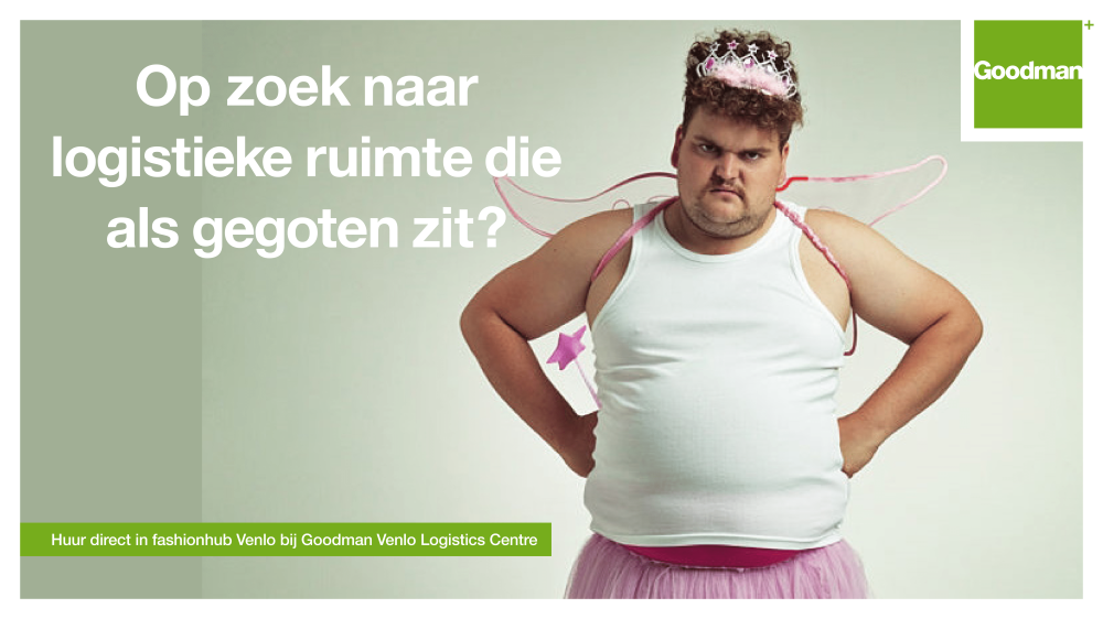 Campagne concept Goodman