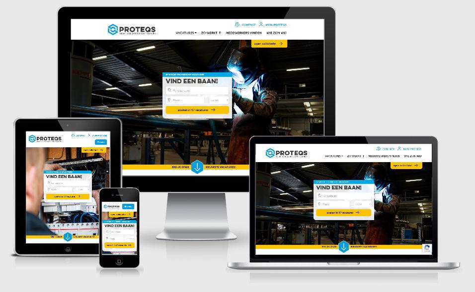 Proteqs website